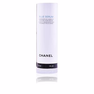 Anti aging cream & anti wrinkle treatment - Skin tightening & firming cream  BLUE SERUM Chanel