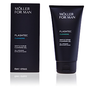 Exfoliante facial POUR HOMME gentle scrub cleansing gel Anne Möller