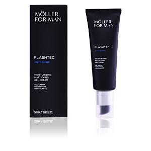 Face moisturizer POUR HOMME moisturizing mattifying gel cream Anne Möller