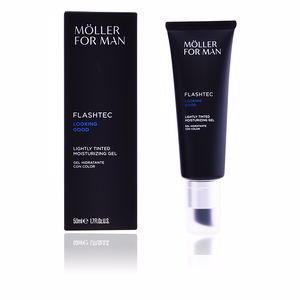 Antifatigue Gesichtsbehandlung FOR MAN LOOKING GOOD lightly tinted moisturized gel Anne Möller