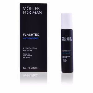 Dark circles, eye bags & under eyes cream POUR HOMME eye contour roll-on Anne Möller