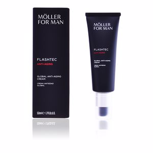 Anti-Aging Creme & Anti-Falten Behandlung POUR HOMME global anti-aging cream Anne Möller
