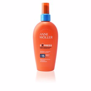 Body EXPRESS spray bronceador corporal SPF15 Anne Möller