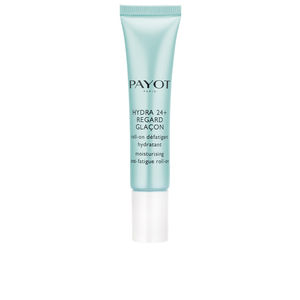 Eye contour cream HYDRA 24+ regard glaçon roll-on yeux hydratant Payot