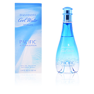 Davidoff COOL WATER WOMAN PACIFIC SUMMER EDITION  perfume