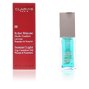 ECLAT MINUTE huile confort lèvres #06-mint