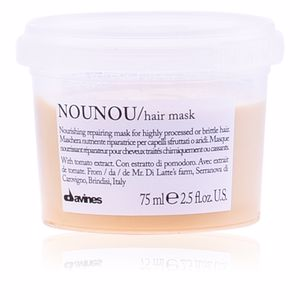 Hair mask for damaged hair NOUNOU mask Davines