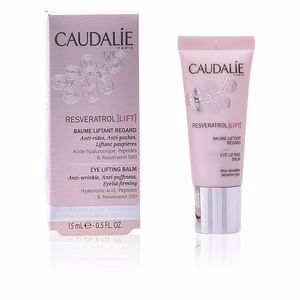Dark circles, eye bags & under eyes cream RESVERATROL LIFT baume liftant regard Caudalie