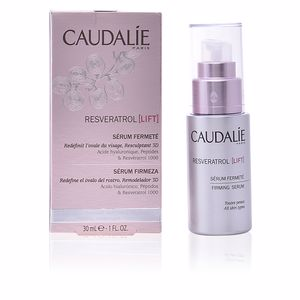 Anti aging cream & anti wrinkle treatment - Skin tightening & firming cream  RESVERATROL LIFT sérum fermeté Caudalie