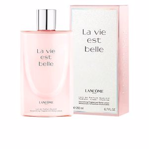 Hidratante corporal LA VIE EST BELLE lait de parfum nutritif Lancôme