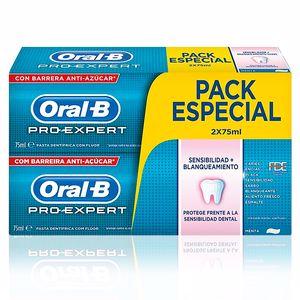 Pasta de dientes PRO-EXPERT SENSIBILIDAD&BLANQUEANTE DENTIFRICO LOTE Oral-B