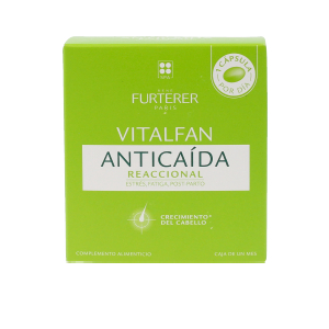 Food Suppliment VITALFAN antichute réactionnelle Rene Furterer