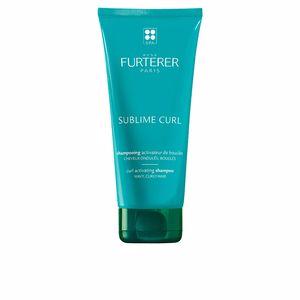 Champú pelo rizado SUBLIME CURL activating shampoo Rene Furterer