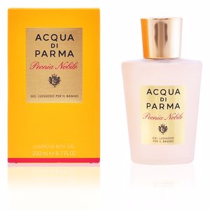 Gel bain PEONIA NOBILE luxurious bath gel Acqua Di Parma