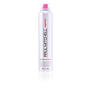 Protector térmico pelo EXPRESS STYLE hot off the press Paul Mitchell