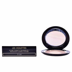 Compact powder LES VOILETTES poudre compacte transparente Guerlain
