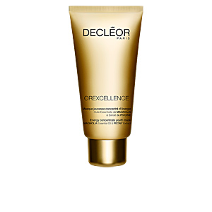 Anti aging cream & anti wrinkle treatment OREXCELLENCE masque jeunesse concentré d'énergie Decléor