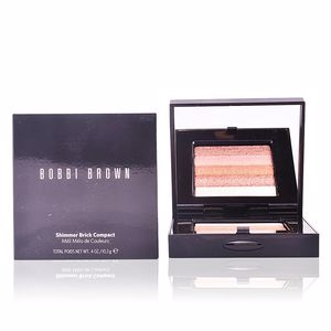 Highlighter makeup SHIMMER BRICK compact Bobbi Brown
