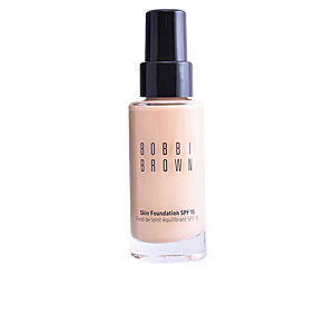 Base de maquillaje SKIN FOUNDATION SPF15 Bobbi Brown