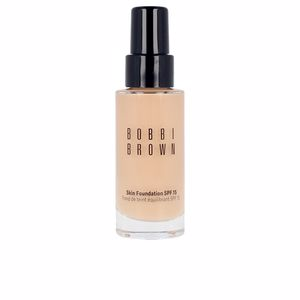 Base maquiagem SKIN FOUNDATION SPF15 Bobbi Brown