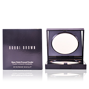 Pó compacto SHEER FINISH pressed powder Bobbi Brown