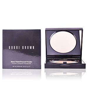Polvo compacto SHEER FINISH pressed powder Bobbi Brown