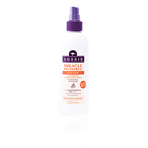 Acondicionador color  MIRACLE RECHARGE COLOUR conditioning spray Aussie