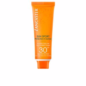 Faciales SUN SPORT invisible face gel SPF30 Lancaster