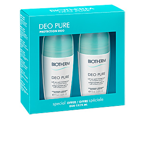 DEO PURE INVISIBLE ROLL-ON lote