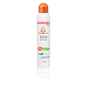 Body SOLAR INFANTIL SPF50 spray Babaria