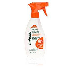 Corporais SOLAR HIDRATACION INTENSA leche SPF50 spray Babaria