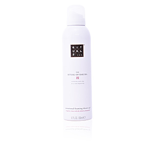 Shower gel RITUAL OF SAKURA zensational foaming shower gel Rituals