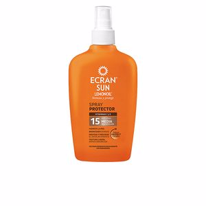 Lichaam SUN LEMONOIL leche protectora SPF15 spray