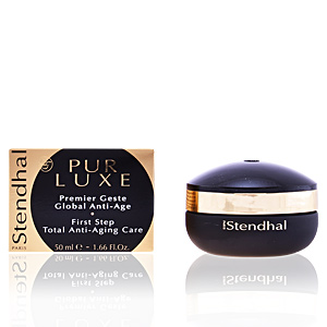 Anti aging cream & anti wrinkle treatment PUR LUXE premier geste global anti-age Stendhal