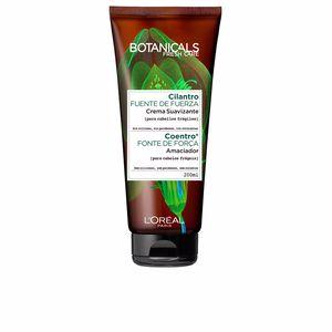 Acondicionador desenredante BOTANICALS cilantro fuente de fuerza crema suavizante L'Oréal París