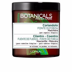 Haarmaske BOTANICALS cilantro fuente de fuerza mascarilla