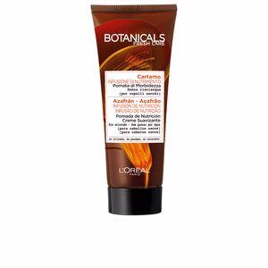 Trattamento idratante per capelli BOTANICALS azafrán infusión de nutrición pomada