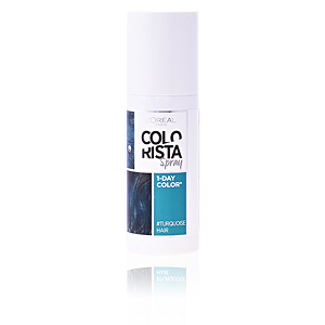 Temporary Dyeing COLORISTA spray 1-day color #7-turquoise L'Oréal París