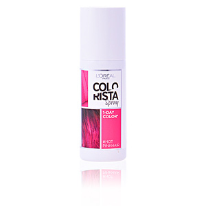 Temporary Dyeing COLORISTA spray 1-day color #1-hot pink L'Oréal París