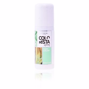 Temporary Dyeing COLORISTA spray 1-day color #3-mint L'Oréal París