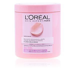 Removedor de maquiagem FLORES DELICADAS bálsamo desmaquillante piel sensible L'Oréal París