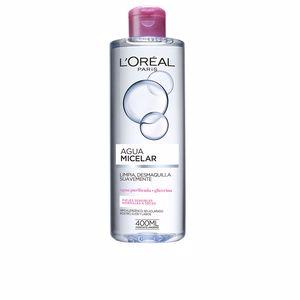 Micellar water AGUA MICELAR SUAVE pieles sensibles L'Oréal París