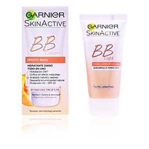 SKINACTIVE BB CREAM efecto nude SPF20 #medium