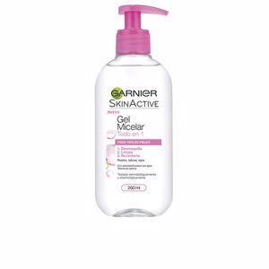 Micellar water SKINACTIVE GEL MICELAR todo tipo pieles Garnier