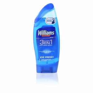 Shower gel ICE FRESH shower gel Williams