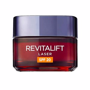 Anti aging cream & anti wrinkle treatment REVITALIFT LASER crema día SPF20 L'Oréal París