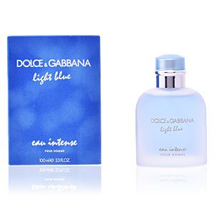 LIGHT BLUE EAU INTENSE POUR HOMME eau de parfum vaporizador 100 ml