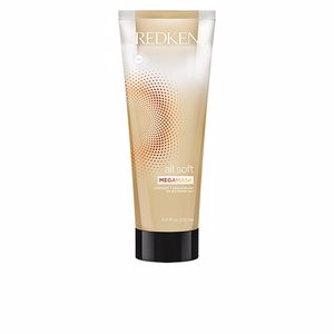 Haarmaske für strapaziertes Haar ALL SOFT megamask for dry/brittle hair Redken