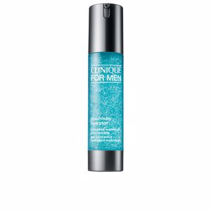 Soin du visage hydratant MEN MAXIMUN activated water gel concentrate Clinique