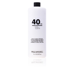 Révélateurs de couleur CREAM DEVELOPER 12% 40 vol Paul Mitchell